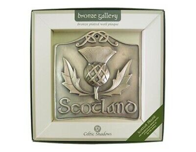 10 Pack Thistle Blanks MDF Plaques Scottish Choose Size #02 frame decoration