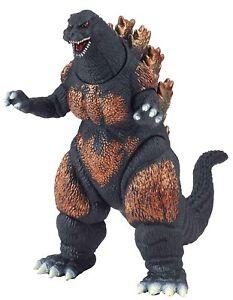 BANDAI-Godzilla-Movie-Monster-Series-Burning-Godzilla-Soft-Vinyl-JAPAN-OFFICIAL