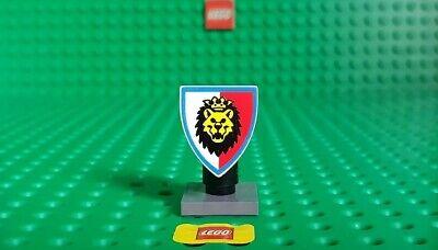 Lego piece ×1 bouclier 2586px7 shield batman chauve souris castle moyen âge