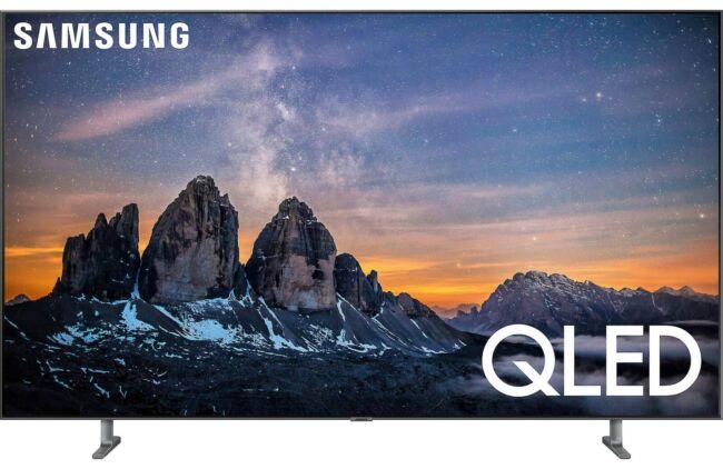 Samsung QN82Q80RAFXZA 82'' QLED HDR 4K HD Amazon Alexa Google 2019 QN82Q80R