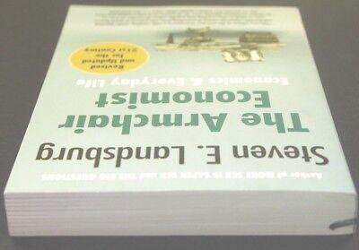THE ARMCHAIR ECONOMIST by Steven E. Landsburg (Paperback ...