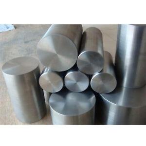 5Pcs Titanium Ti Grade 5 Gr.5 GR5 Metal Rod Diameter 3mm Length 25cm 10 inches
