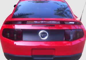 2010 2012 Mustang Full Head Amp Tail Light Vinyl Tint Covers