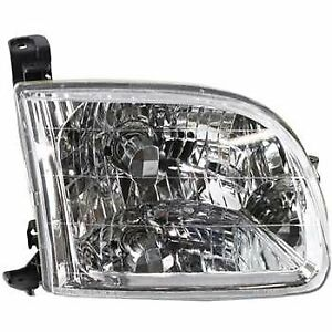 Headlight For 2000 2001 2002 2003 2004 Toyota Tundra Right With Bulb 723650653203