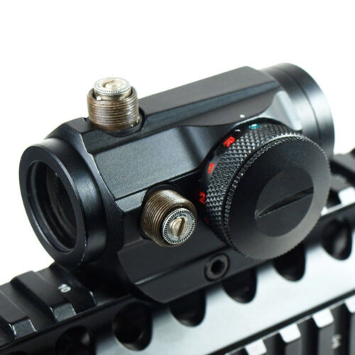 Hunting Holographic Sight Scope Red Green Dot Reflex Sight Scope For Airsoft