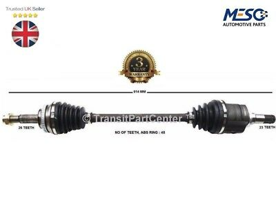 DRIVE SHAFT AXLE TOYOTA COROLLA 1.4 1.6 VVT-i 2002-2006 RIGHT DRIVER HAND OFF