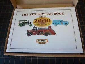 Matchbox-Yesteryear-THE-YESTERYEAR-BOOK-1956-2000-MILLENNIUM-EDITION-HARD-COVER