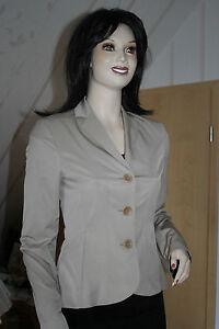 100-Original-QUI-Jacke-Damenblazer-Khaki-Gruen-Neu-DG-34-Top-aktuell