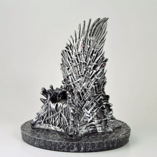 game of Thrones Iron Throne Chair Figure Model Toys Collectible collection #F174