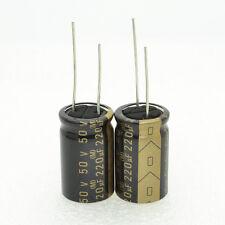 2pcs Japan ELNA Roa cerafine 220uf 50V for AUDIO electrolytic capacitors-4065