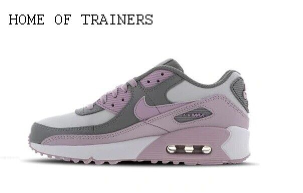 run shoes 100% authentic pre order Nike Kids Air Max 90 SE GS Pink 880305-600 4y for sale online | eBay