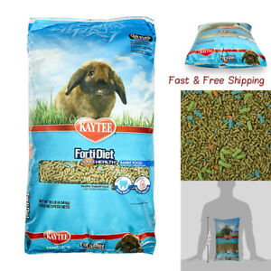 Details about Kaytee Forti Diet Pro Health Rabbit Food For Adult Rabbits -  10 lb