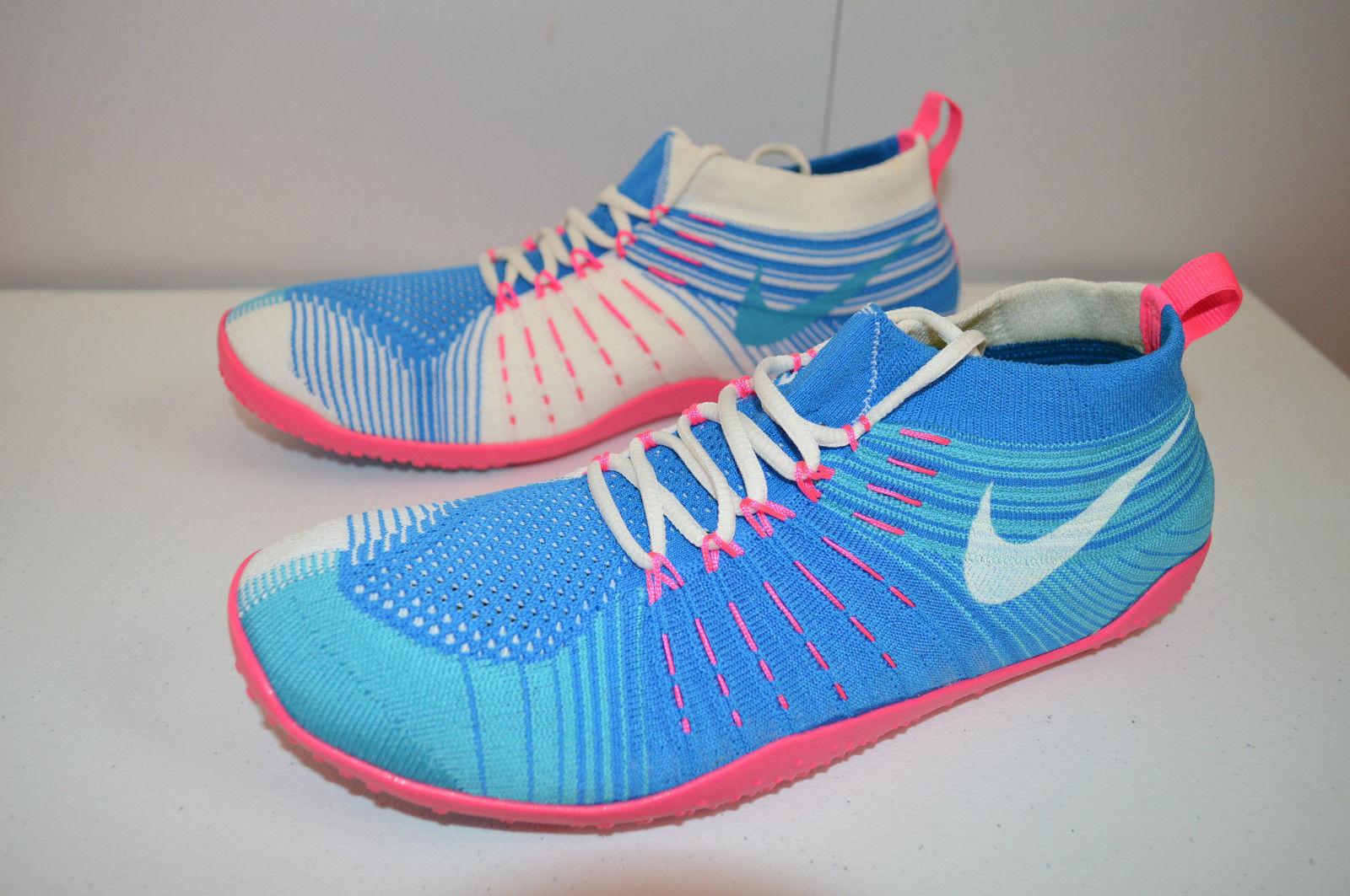 NIKE HYPERFEEL CROSS CROSS CROSS ELITE Womens 638348 400 Running shoes bluee Pink 9ca17e