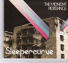 (FR743) Sleepercurve, The Midnight Resistance - 2008 CD