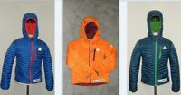 Eddie Bauer Boys First Ascent Microtherm Down Hoodie Down Jacket 600
