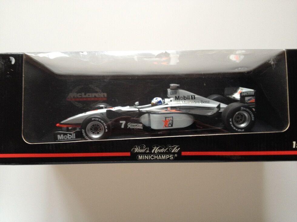 1 18 McLaren Mercedes MP4 13 D. Coulthard 1998 Minichamps 530981807