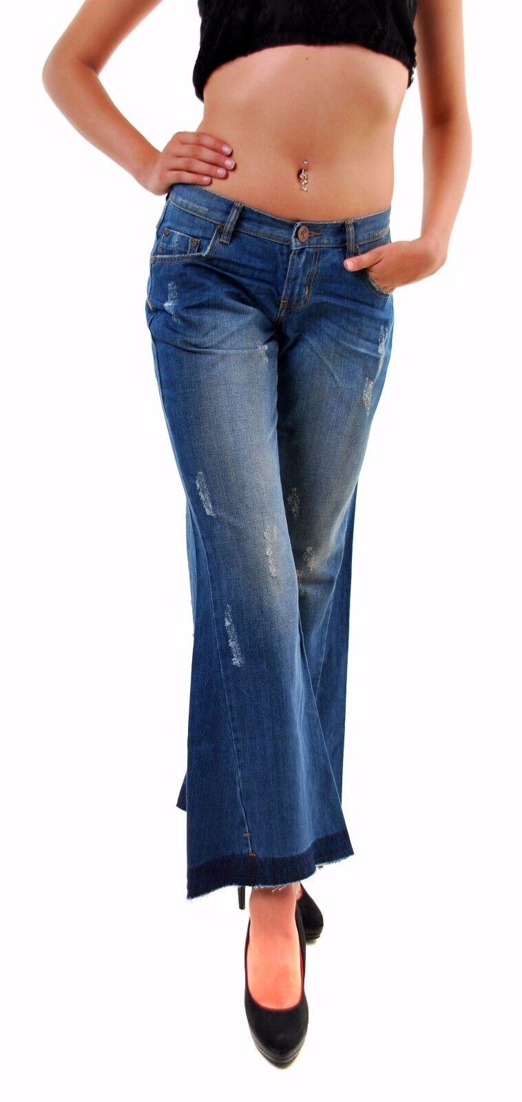 One Teaspoon Women's New blue Cult Westenders Jeans bluee Size 26 RRP  BCF69