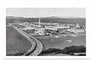 P-1939-San-Francisco-World-039-s-Fair-PC-RPPC-Treasure-Island