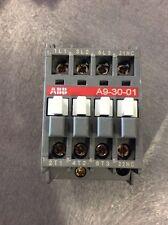 Abb Contactor A9 30 01 120 Volt Coil