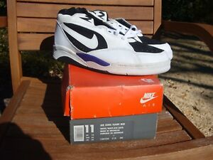best service 6c5ff 99847 Image is loading VINTAGE-DS-NIB-1992-NIKE-AIR-SONIC-FLIGHT-