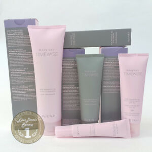 Mary-Kay-TimeWise-Age-Minimize-3D-Miracle-Set-Combination-to-Oily-FRESH-NEW