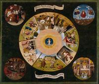 Arcana Gula Perfume Oil Indie Handmade Vegan Cruelty Free Hieronymus Bosch