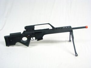 Airsoft-Sniper-Rifle-AEG-JG-SL8-4-Gun-X36-Semi-Automatic-Powerful-Metal-Gearbox