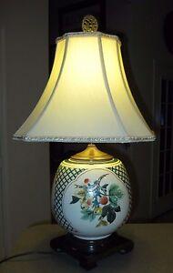 Vintage wildwood asian inspired table lamp wood brass and image is loading vintage wildwood asian inspired table lamp wood brass aloadofball Choice Image