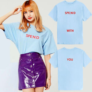 Blackpink Lisa T Shirt Unisex Tshirt Tee Short Sleeve Ebay