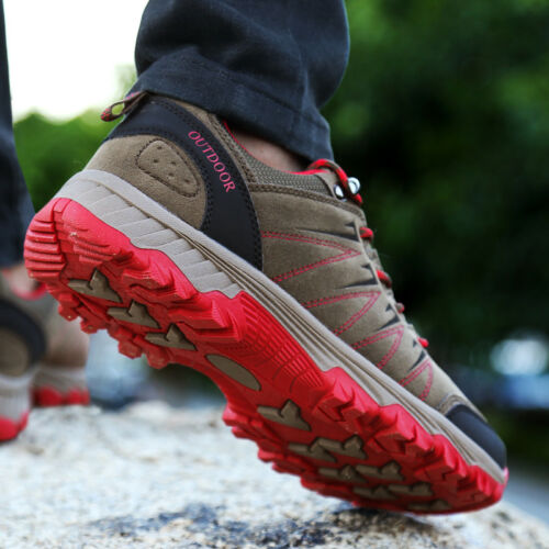 5 Colors Women And Men Hiking Shoes Fashion Sports Climbing Outdoor Sneakers