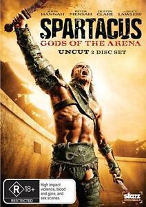 SPARTACUS-GODS-OF-THE-ARENA-Uncut-NEW-DVD
