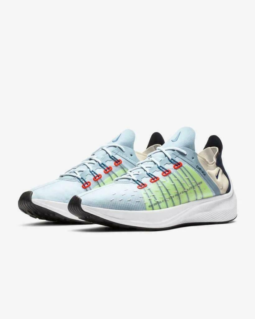 herr Nike EXP -Z14 A1554 A1554 A1554 -404 Obsidian Mist  Indigo Force ny Storlek 7  med billigt pris för att få bästa varumärke