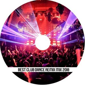 Details about Best Club Dance Remix Mix 2018