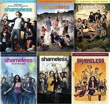 Shameless Season 1-6 Complete Seasons 1,2,3,4,5,6 DVD bundle new