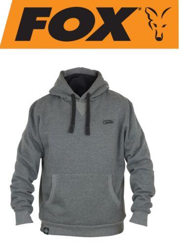 Angelbekleidung für Karpfenangler Fox Hoody Chunk Ribbed Kapuzenpullover Pullover & Sweaters