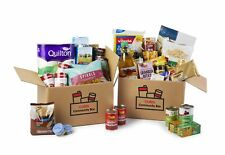 Coles Community Box - inclu. pasta, rice, biscuits, milk, toilet paper and more