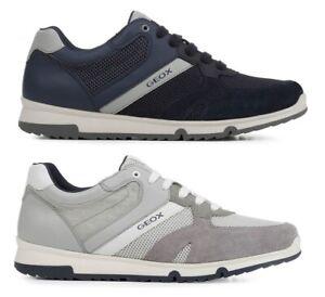 Geox Men's Shoe Sneaker Casual Sport