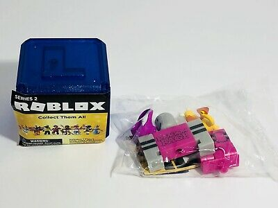 BRAND NEW With Code Roblox Series 2 Dragon Rage Contestant