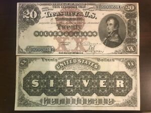 Reproduction  Paper Money 1922 $10 Gold Cert US Currency Copy Note