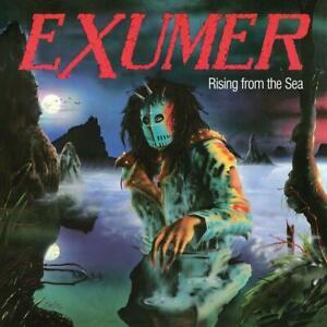 Exumer-Rising-From-The-Sea-blaues-Vinyl-LP
