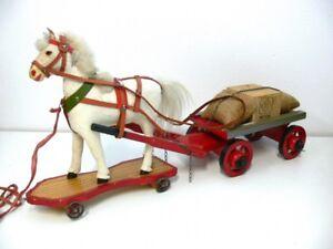 Pferdefuhrwerk-um-1900