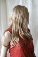 Brand New Trendco Diamond London Human Hair Long Wig in Blonde