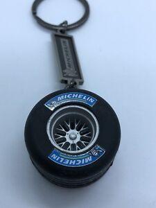 Michelin Tire Shape Key Chain