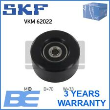 SKF V-RIBBED BELT TENSIONER PULLEY VKM 62013 I NEW OE REPLACEMENT