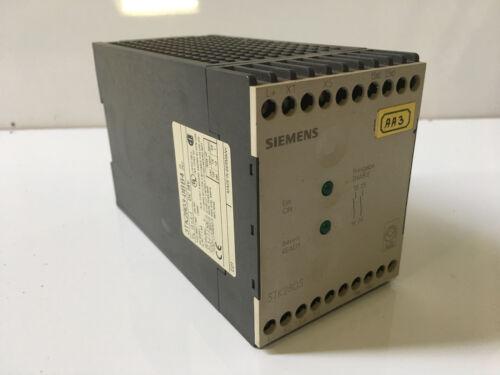 Siemens Sicherheitsschütz 3TK2803-0BB4 3TK2 803 0BB4 3TK28030BB4 used