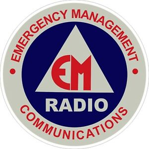 Emergency-Management-Communications-Radio-Decal-Sticker