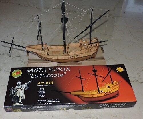 Mantua  Le Piccole  Starter Range Santa Maria 610 Model Kit