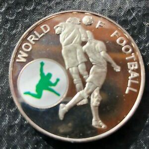 2002-World-of-Football-Soccer-1000-Shillings-Bank-of-Uganda-Africa-Proof-Coin