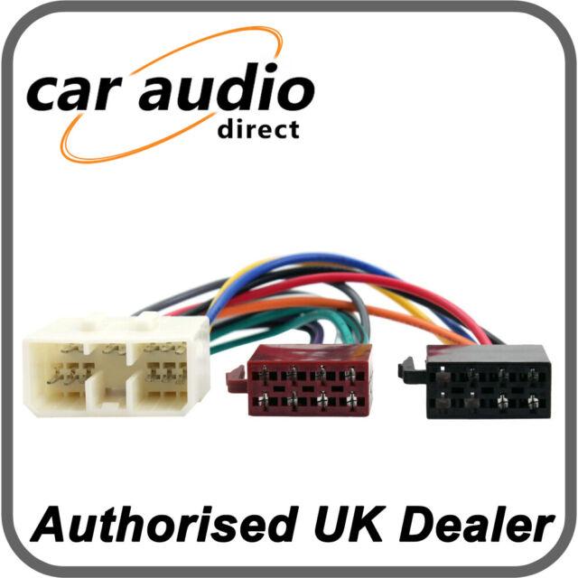 Subaru Impreza CD radio stereo wiring harness adapter lead loom ISO  converter diagnosticoplaza.com.arDiagnóstico