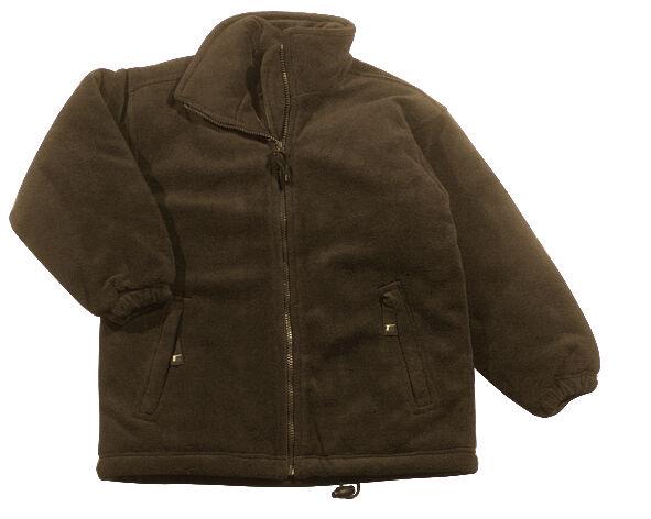 Kids Fleecejacke - Silver Label Steppfutter - Schulbekleidung, Outdoor - Schnäppchen